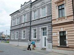 Dům č.5 v Jirkově nabízí prostor k pronájmu.