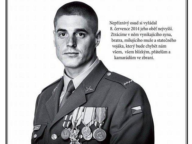 David Beneš bude mít pohřeb 17. července v Chomutově.