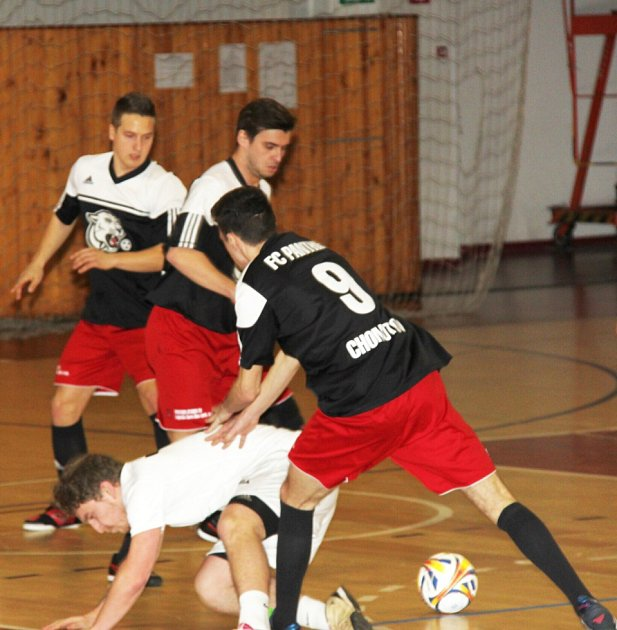 FC Panters - Auto Macák 1:2.