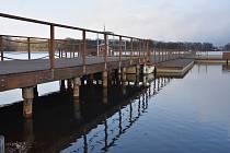 Jednou z hlavních investic v roce 2020 bude zvelebování Kamencového jezera. Ilustrační foto