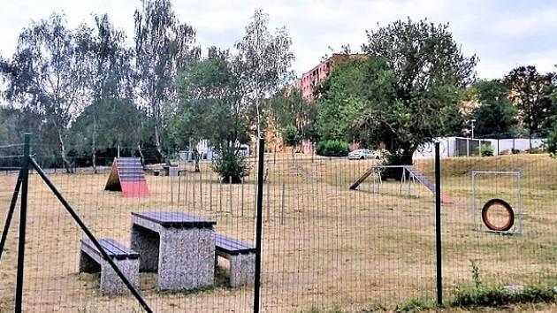 Nová louka je dalším kynologickým cvičištěm v Jirkově.