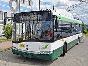 Nový škodovácký trolejbus