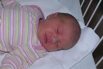 Kateřina Šťastná se narodila mamince Ladě Šťastné z Chomutova, a to 5. srpna v 10.38 hodin v žatecké porodnici. Vážila 3100 gramů a měřila 49 centimetrů.