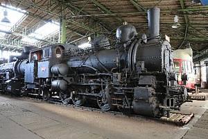 Národní technické muzeum otevírá Železniční depozitář v Chomutově.