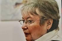 Marie Svobodová.