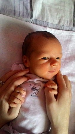 Malý Viktor Koten se narodil 22.března 2015vchomutovské porodnici. Fotografii nám zaslala maminka Jana Kotenová.
