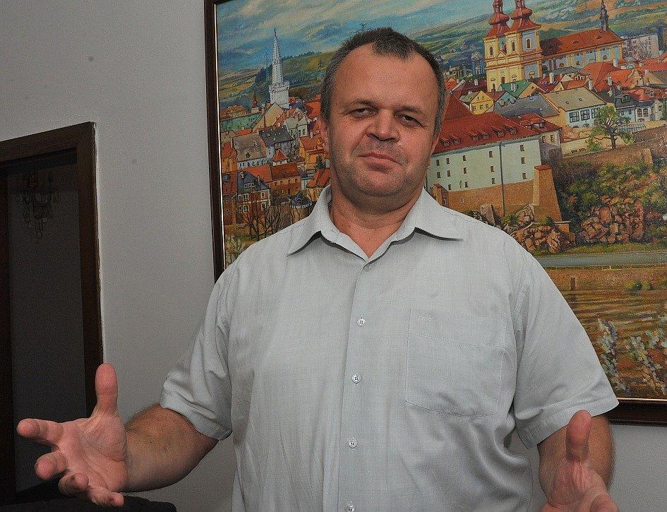 Jiří Kulhánek, starosta Kadaně.