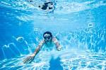 Ilustrační snímek - plavec