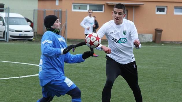 FC Chomutov - Baník Souš 4:1