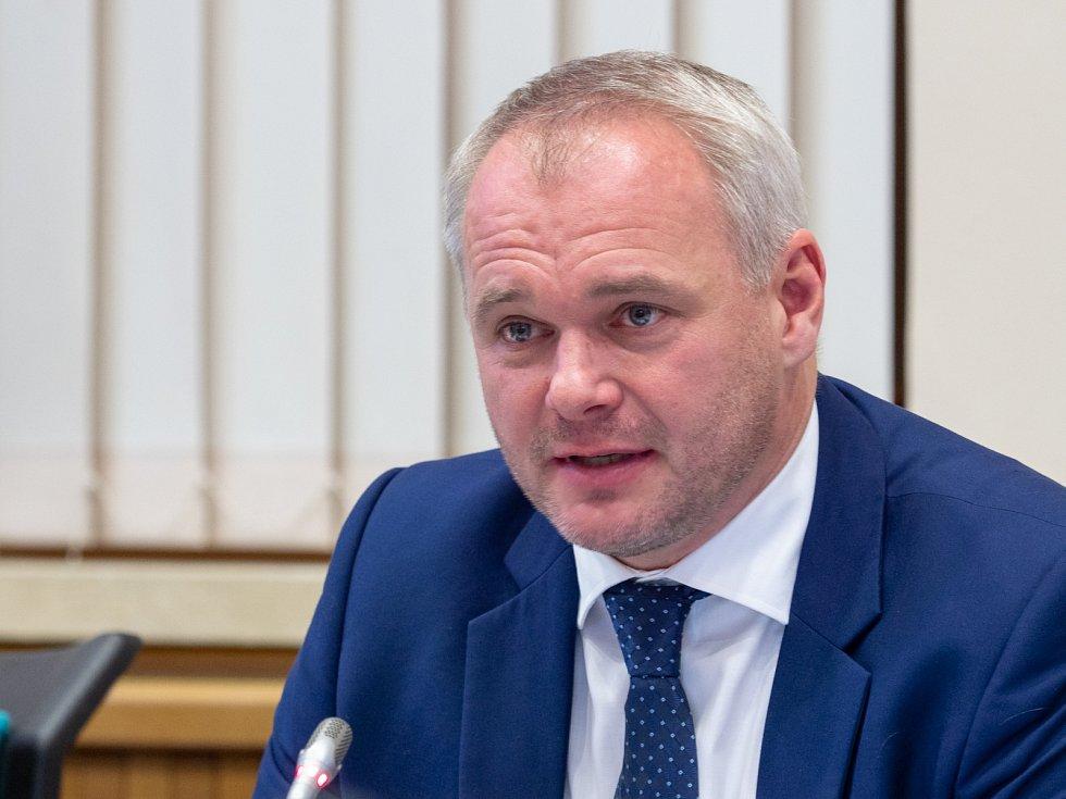 Primátor Marek Hrabáč
