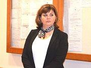 Bývalá starostka Klášterce Kateřina Mazánková u soudu