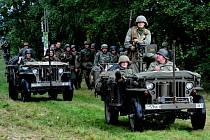 Vojenská akce Řopík 2013.