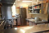 Uklizeno, vyčištěno. Provoz restaurace Peřeje je znovu otevřený.