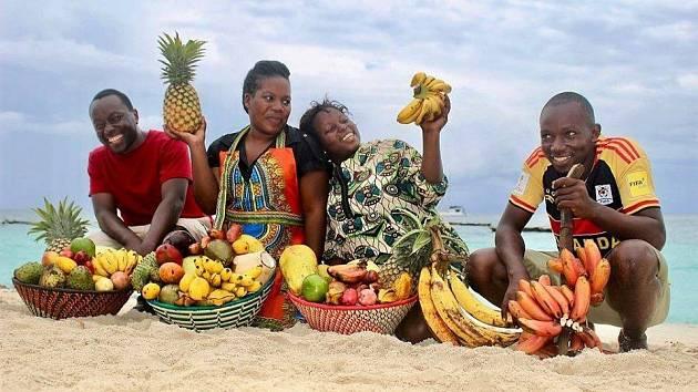 Africké trhy míří do Chomutova.