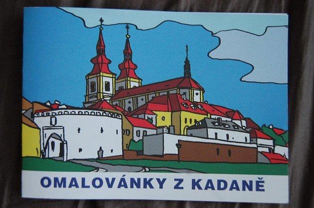 Omalovánky města Kadaně.