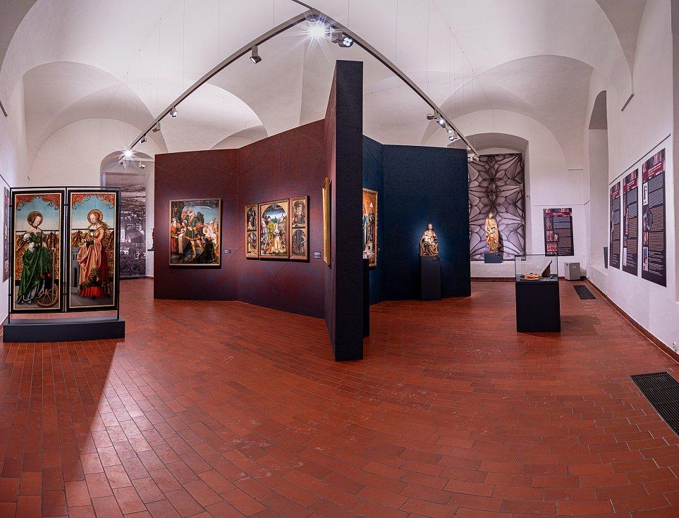 Nová výstava s názvem Krušnohoří / Erzgebirge.