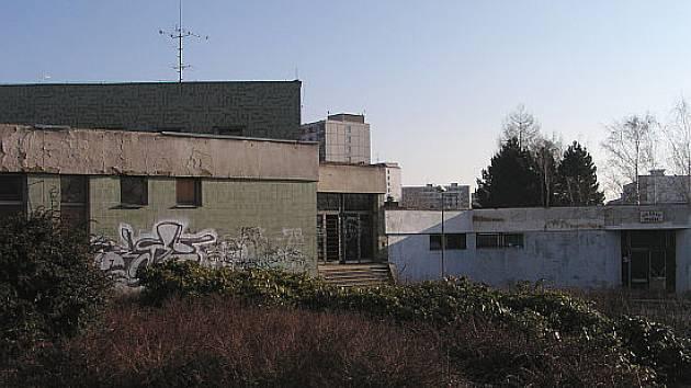 Bývalé kino Evropa.