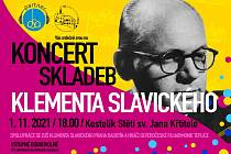 Kadaňská ZUŠ chystá na pondělí 1. listopadu koncert skladeb Klementa Slavického.