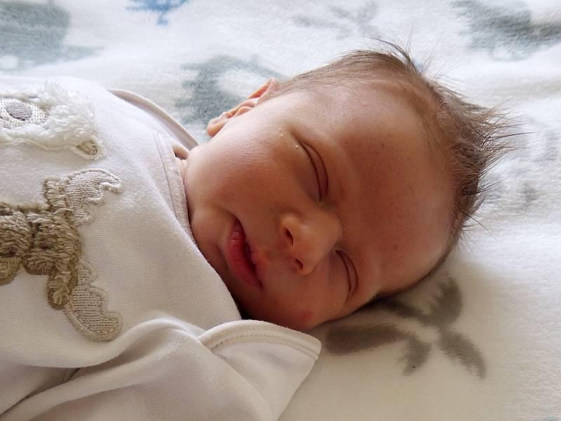 Matěj Groška se narodil 10. července 2017 ve 22.07 hodin rodičům Olze a Jaroslavu Groškovým z Chomutova. Vážil 3,9 kg a měřil 54 cm.
