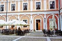 Restaurace Zámek Červený hrádek