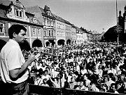 Jedna z fotografií k seriálu Jak jsme žili - Návštěvy z ciziny. Více snímků najdete v pátečním Chomutovském deníku.