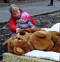 V chomutovském zooparku sladce probudili medvědy