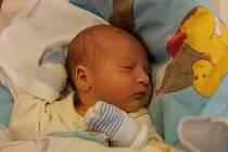 Malý Daniel Vorlíček dělá jistě radost mamince Anně z Klášterce nad Ohří, která svého synka přivedla na svět 10. března 2013 v 13.17 hodin. Malý ještě v kadaňské porodnici měřil 50 cm a vážila 3,26 kg.