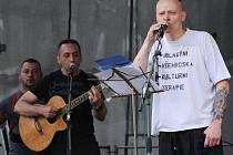 Koncerty vězeňských kapel z Ústeckého kraje ve Všehrdech na Chomutovsku