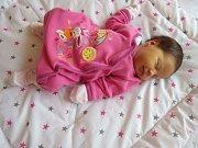 První miminko přivedla na svět 20. 2. 2017 ve 2:42 hodin v kadaňské porodnici maminka Nikola Kandráčová. Krásné holčičce dali rodiče jméno Viktorie Laura Andraší. Malá Viktorie po porodu vážila 2,89 kg a měřila 48 cm.