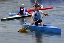 První červnový víkend na Kamencovém jezeře