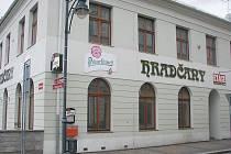 Restaurace Hradčany.