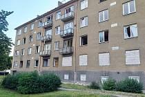ZAZDÍT A BUDE KLID. Dům v ulici Fr. Schmieda v jirkovských Nových Ervěnicích.