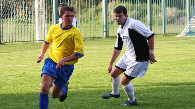 Snímky ze zápasu Sokola Údlice s FK Kyjice.