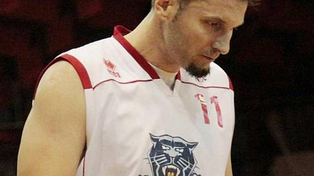 Pavel Staněk, kapitán chomutovských Levhartů.