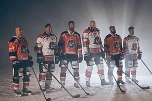 Hokejisté Chomutova.