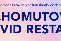 Dotační titul Chomutov COVID Restart je znovu otevřen, živnostníci mohou v druhém kole žádat o finanční podporu.
