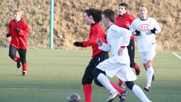 Snímek z utkání