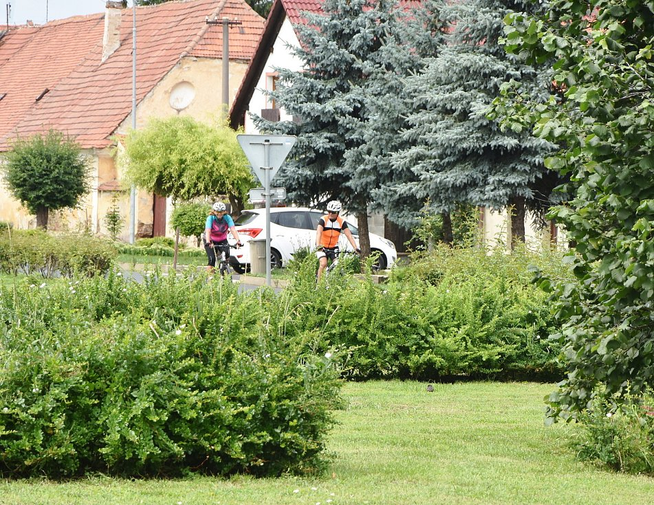 Zelené centrum Račetic.