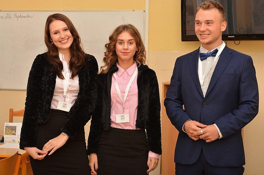 Studenti prověřovali své znalosti v krajské soutěži