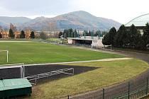 Areál fotbalového hřiště by měl projít velkou proměnou