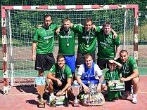 Chomutovský pohár letos vyhrál Baník Chomutov.