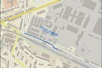 V Nádražní ulici v Klášterci vymění staré potrubí