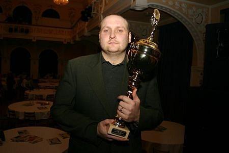 Nejúspěšnějším sportovce Chomutovska roku 2007 se stal softbalista chomutovského Beavers Jan Přibyl.