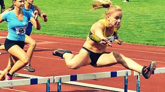 Markéta Štolová bude reprezentovat Českou republiku na mistrovství Evropy do 17 let.