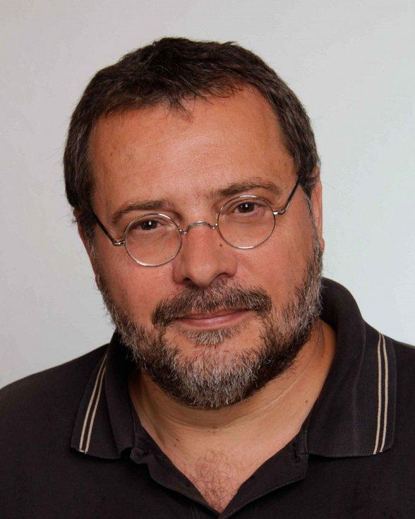 Michal Bečvář - ODS, 51 let, publicista.