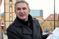 Bedřich Fryč, už bývalý šéf jirkovské kultury, na archivním snímku z roku 2017