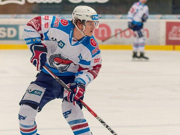 Turisté mají jedinečnou příležitost získat podpis Piráta Davida Kämpfa. David nedávno podepsal smlouvu s klubem nejslavnější soutěže světa NHL - Chicagem Blackhawks.