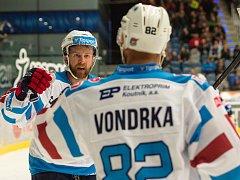 Michal Vondrka a Ivan Huml mají letošní sezonu důvody k radosti.