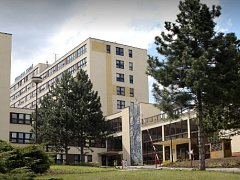 Nemocnice Kadaň.