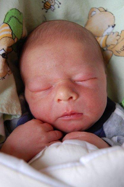 Malý David Voříšek se narodil Barboře Voříškové z Mostu, a to 12.2. 2014 v 11.31 hodin v chomutovské porodnici. Měřil 52 centimetrů a vážil 3,5 kilogramu.